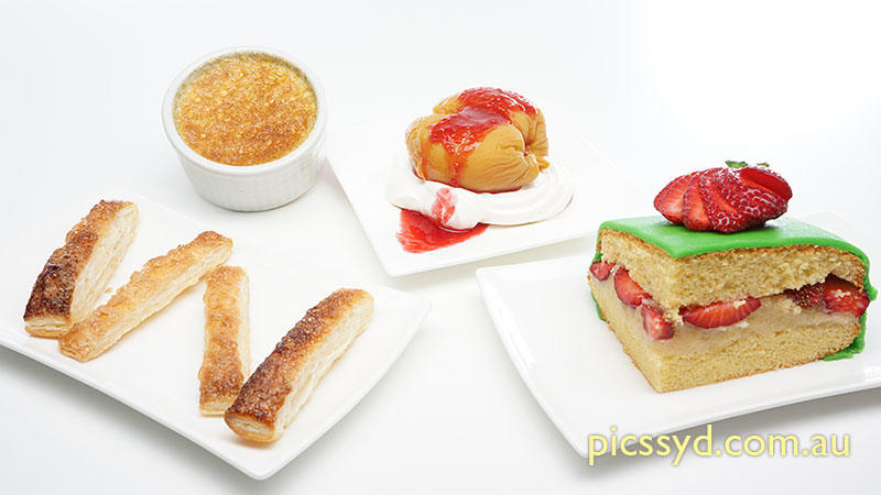 French Pastry (menu 1)