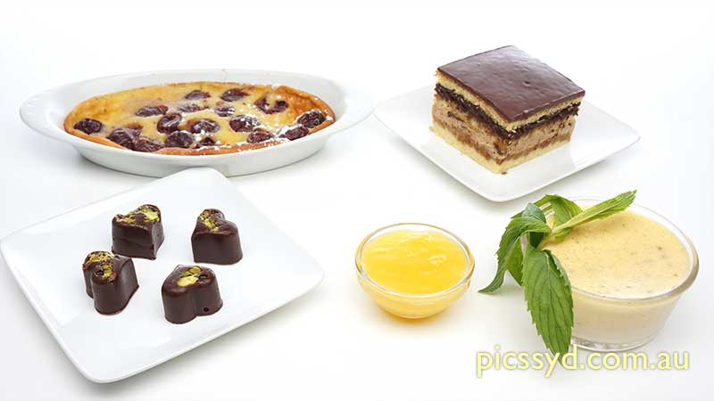 French Pastry (menu 2)