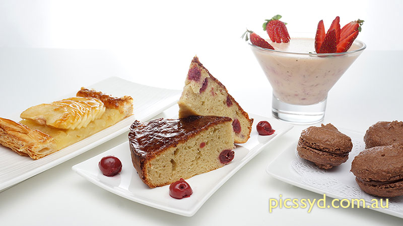 French Pastry (menu 5)