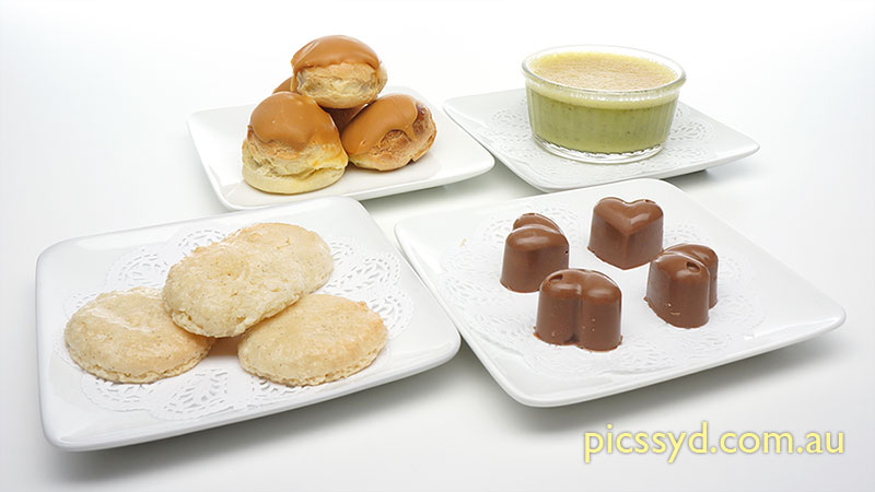 French Pastry (menu 6)