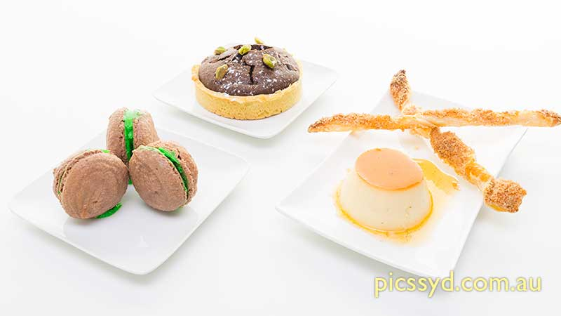 French Pastry (menu 8)