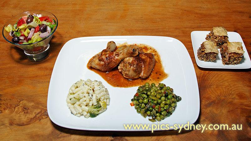 Greek & Greek Islands Cooking