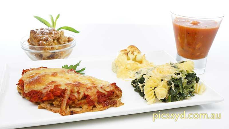 Italian Cooking (menu 2)