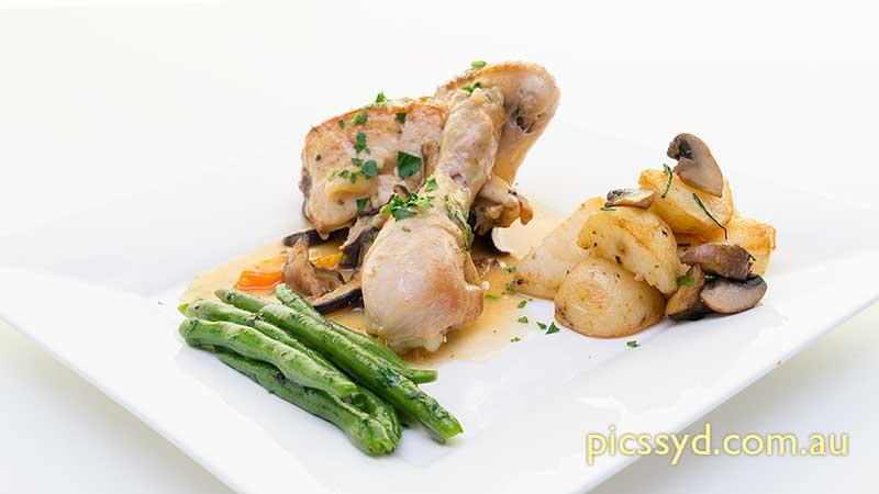 French Orléannaise, Cook & Dine