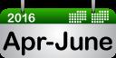 2016 April - June