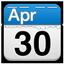 30 April