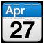 27 April