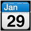 29 January
