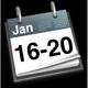 16 - 20 January