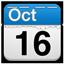 16 October