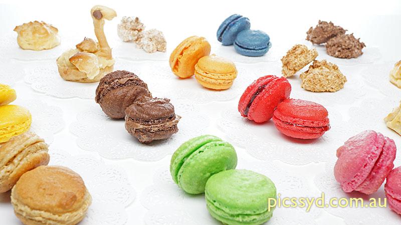 Macaron & Choux (Beginner's Level)
