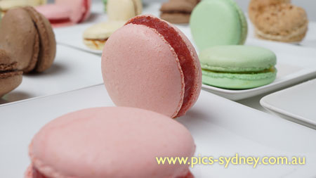 Macaron and Filling