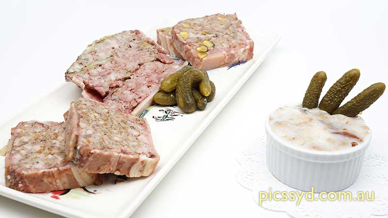 Pâtés and Terrines