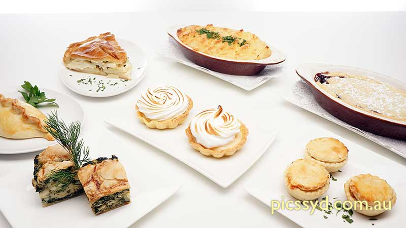 Sweet and Savoury Pie Workshop