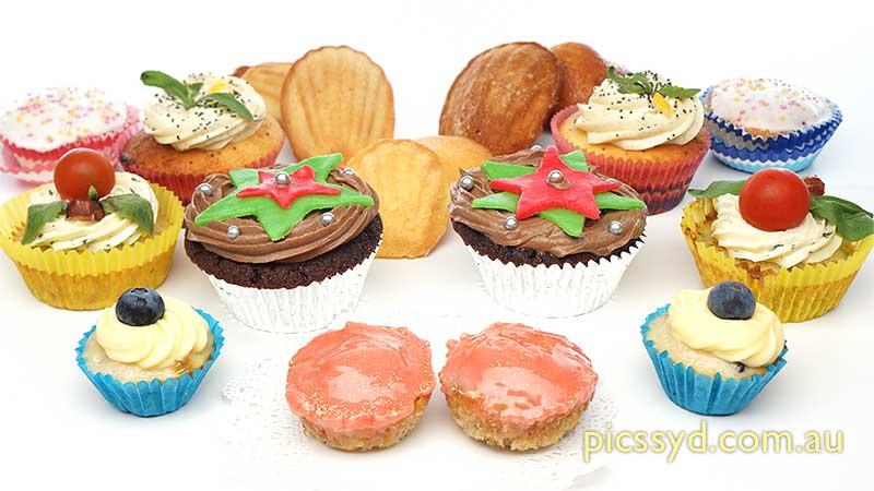 Cupcake & Madeleine