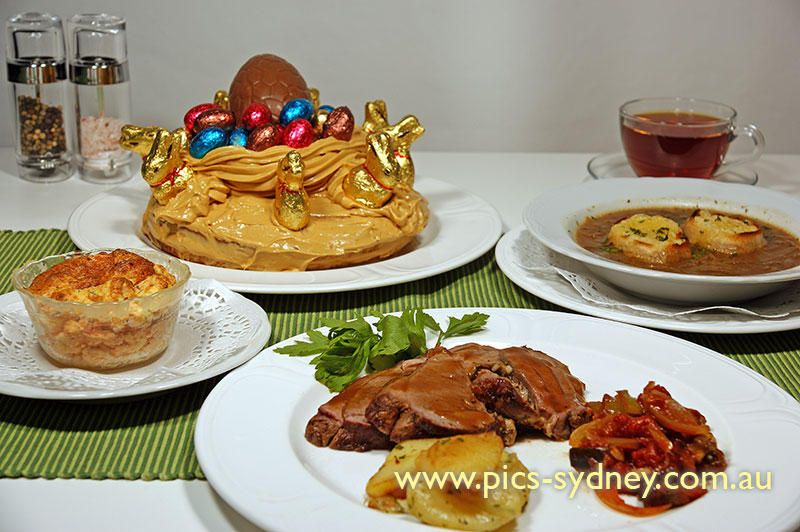 French Easter Cooking Workshop