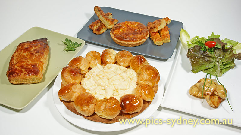 Sweet and Savoury Pastry